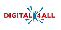 Digital 4 All Logo