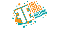 Full Effect Hosting Logo