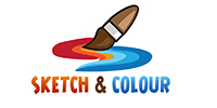 Sketch & Colour Logo
